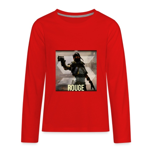 Synx Rouge Picture - Kids' Premium Long Sleeve T-Shirt