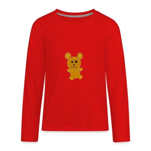 Teddy Bear - Kids' Premium Long Sleeve T-Shirt