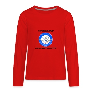 SB Columbus Chapter - Kids' Premium Long Sleeve T-Shirt