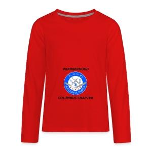 SB Columbus Chapter - Kids' Premium Long Sleeve T-Shirt