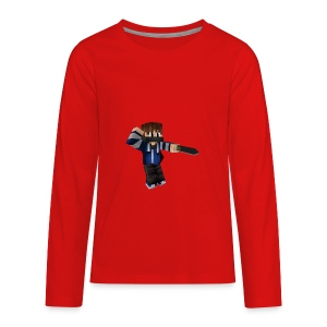 Sweater - Kids' Premium Long Sleeve T-Shirt