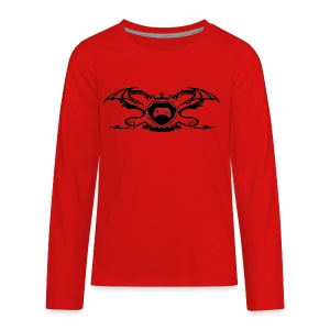 Game Development Guild Logo - Kids' Premium Long Sleeve T-Shirt
