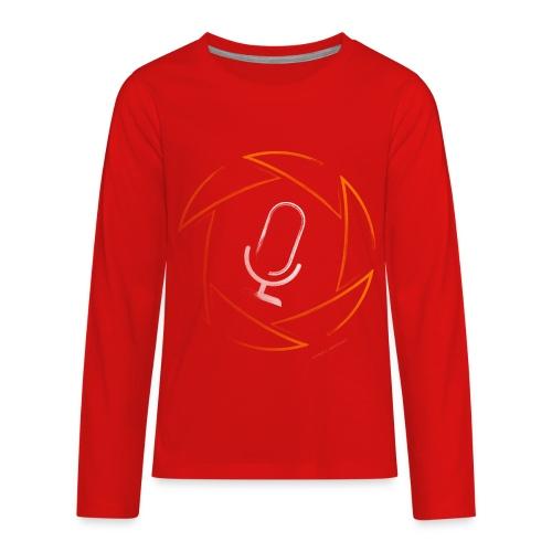 Iconic StreetPX - Kids' Premium Long Sleeve T-Shirt