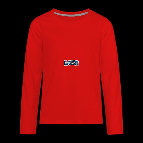 JosephTheLazer - Kids' Premium Long Sleeve T-Shirt