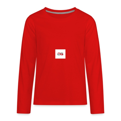 DGHW2 - Kids' Premium Long Sleeve T-Shirt