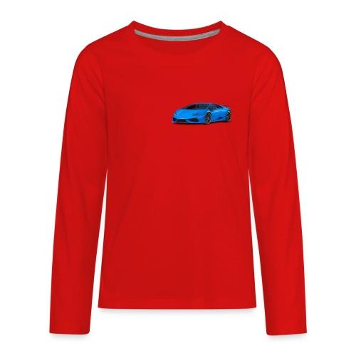 My Dream Car - Kids' Premium Long Sleeve T-Shirt
