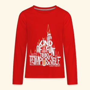 The Impossible - Kids' Premium Long Sleeve T-Shirt