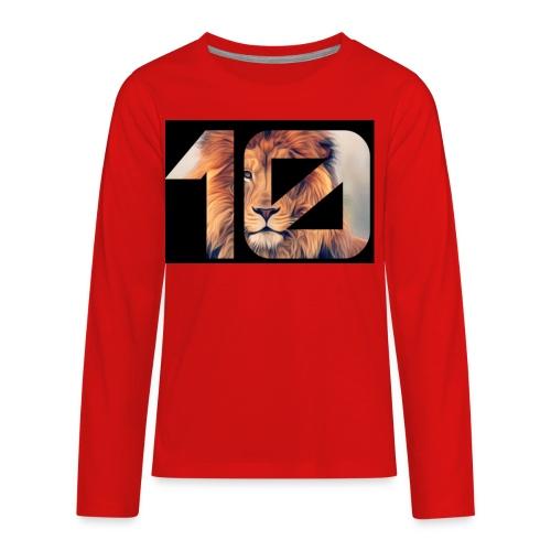 YRBN - Kids' Premium Long Sleeve T-Shirt