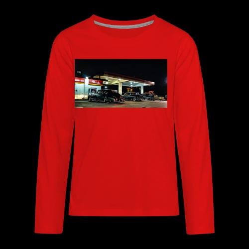 F2113954 469B 407D B721 BB0A78AA75C8 - Kids' Premium Long Sleeve T-Shirt