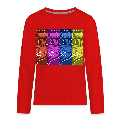 turnup juice - Kids' Premium Long Sleeve T-Shirt