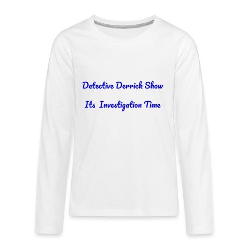 DDS - Kids' Premium Long Sleeve T-Shirt