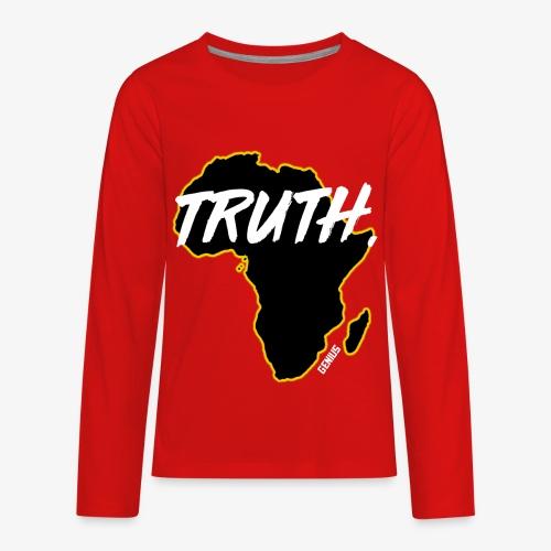 Truth - Kids' Premium Long Sleeve T-Shirt
