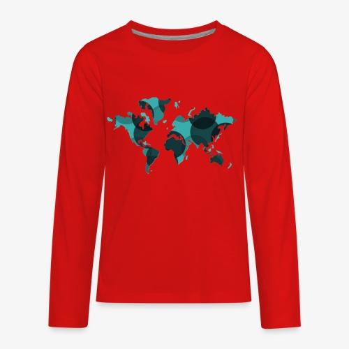 Artsy Earth - Kids' Premium Long Sleeve T-Shirt