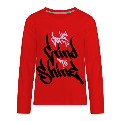 GTS - Kids' Premium Long Sleeve T-Shirt
