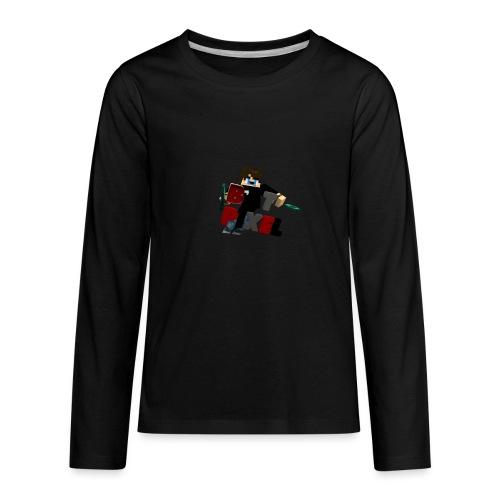 Batpixel Merch - Kids' Premium Long Sleeve T-Shirt