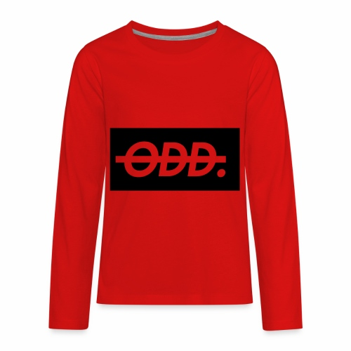 Odyssey Brand Logo - Kids' Premium Long Sleeve T-Shirt