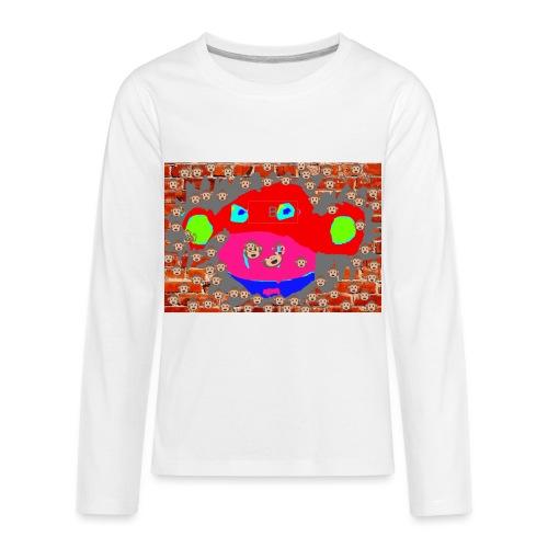monkey by brax - Kids' Premium Long Sleeve T-Shirt