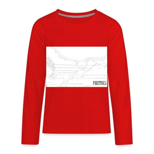 SunLines - Kids' Premium Long Sleeve T-Shirt