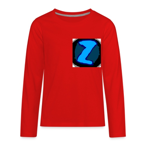 logo vol 2 - Kids' Premium Long Sleeve T-Shirt