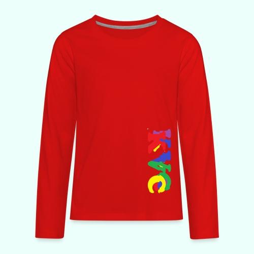 1 - Kids' Premium Long Sleeve T-Shirt