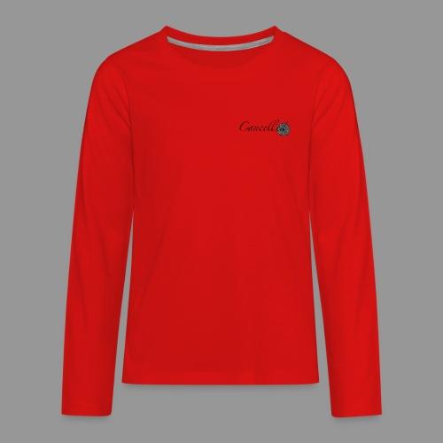 Cancelled - Kids' Premium Long Sleeve T-Shirt