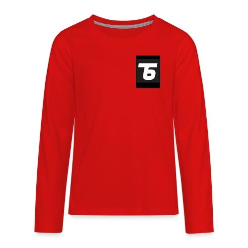 Team6 - Kids' Premium Long Sleeve T-Shirt