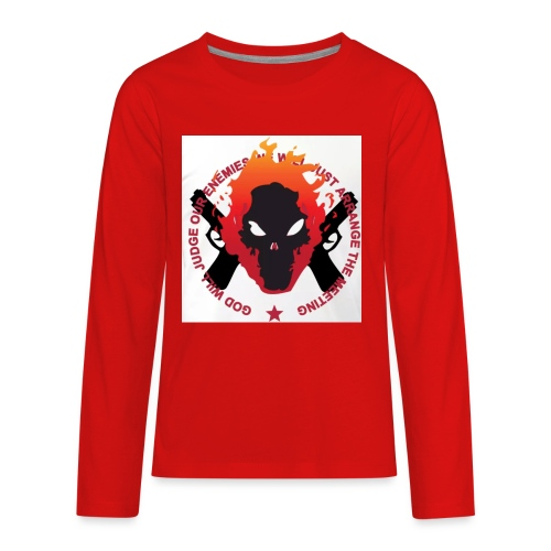 judgement - Kids' Premium Long Sleeve T-Shirt