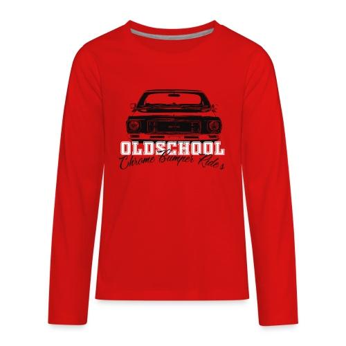 HQ GTS - Kids' Premium Long Sleeve T-Shirt