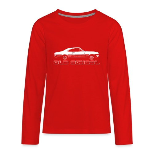 HK MONARO - Kids' Premium Long Sleeve T-Shirt