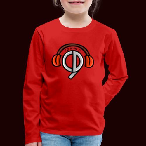 CDNine-TV - Kids' Premium Long Sleeve T-Shirt