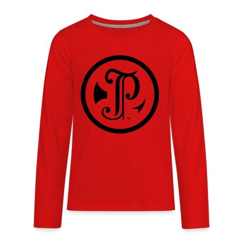 TP Logo - Kids' Premium Long Sleeve T-Shirt