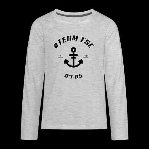 TSC Nautical - Kids' Premium Long Sleeve T-Shirt