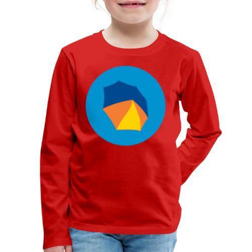 umbelas icon 2 - Kids' Premium Long Sleeve T-Shirt