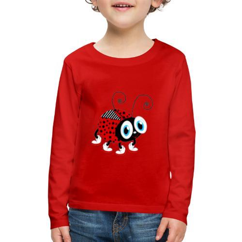 Ladybug T-Shirts Gifts Daughter - Kids' Premium Long Sleeve T-Shirt