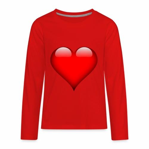 pic - Kids' Premium Long Sleeve T-Shirt