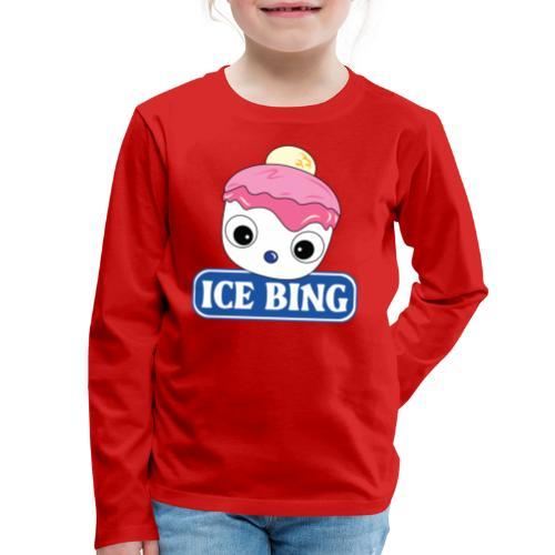 ICEBING - Kids' Premium Long Sleeve T-Shirt