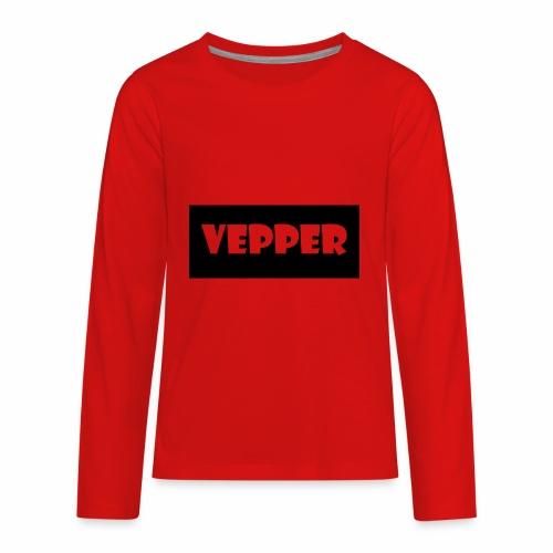 Vepper - Kids' Premium Long Sleeve T-Shirt