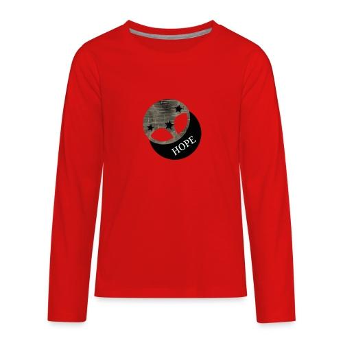 Hope Alien - Kids' Premium Long Sleeve T-Shirt