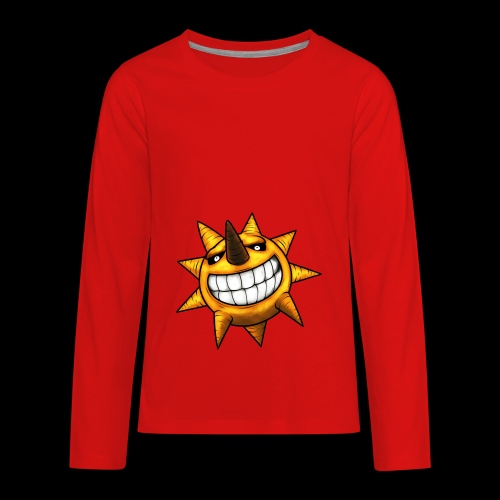 Soul Eater Sun - Kids' Premium Long Sleeve T-Shirt