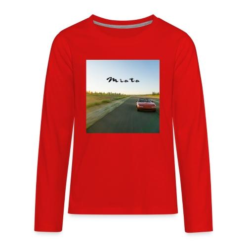 Miata Zen - Kids' Premium Long Sleeve T-Shirt