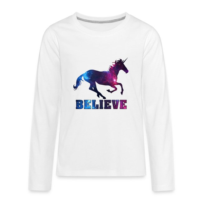 Believe Unicorn Universe 7
