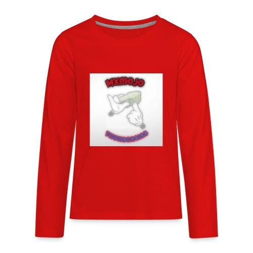 YBS T shirts - Kids' Premium Long Sleeve T-Shirt