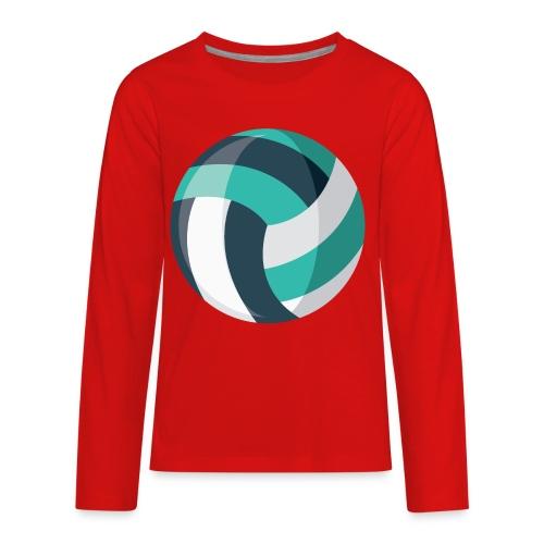 Volleyball - Kids' Premium Long Sleeve T-Shirt