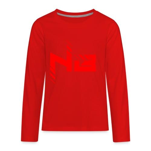 NB Awesomeness 2.0 - Kids' Premium Long Sleeve T-Shirt
