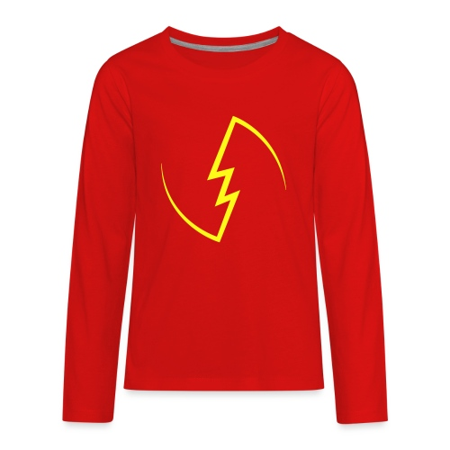 Electric Spark - Kids' Premium Long Sleeve T-Shirt