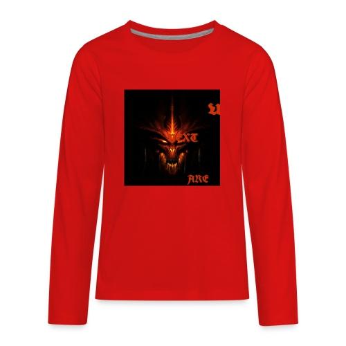 demons!! - Kids' Premium Long Sleeve T-Shirt