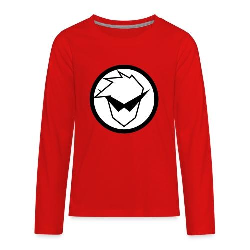 FaryazGaming Logo - Kids' Premium Long Sleeve T-Shirt