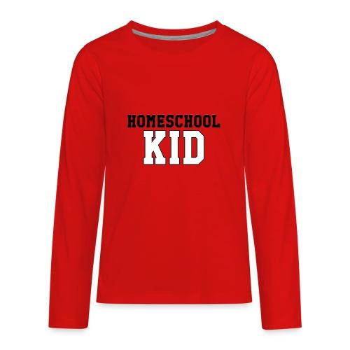 homeschoolkid - Kids' Premium Long Sleeve T-Shirt