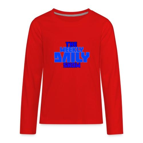 TWDS - Kids' Premium Long Sleeve T-Shirt
