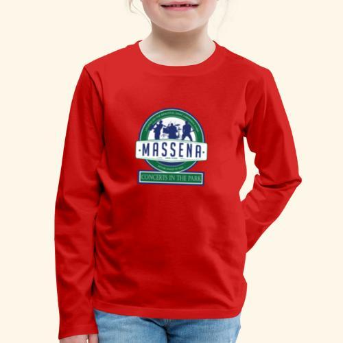 Massena CitP - Kids' Premium Long Sleeve T-Shirt